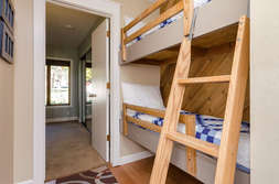Twin Built in Bunk Bed