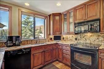 Granite Countertops in the Kitchen