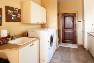 Laundry Room -Star View Lodge
