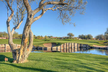 Red Mountain Ranch is one of Mesa's finest public golf courses