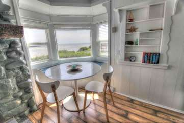Dining Nook View
