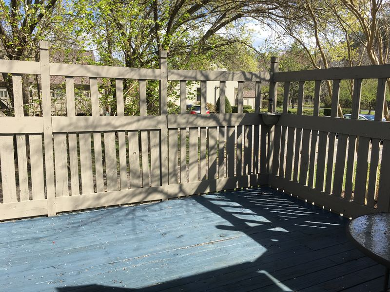 Deck, view 1