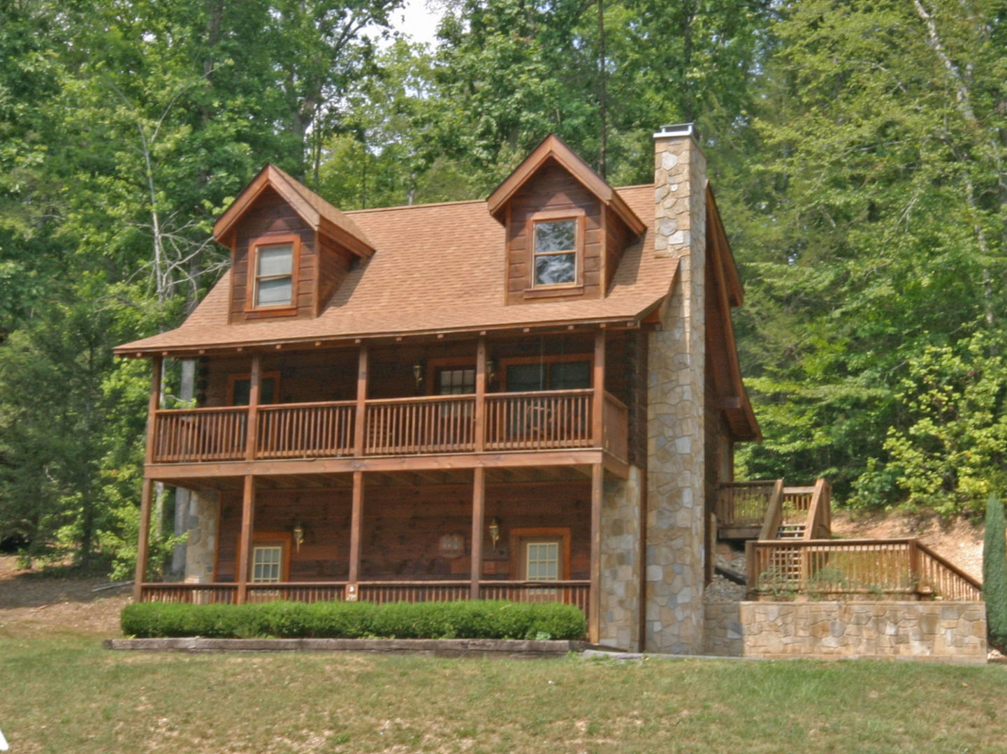 Pigeon forge cabins possum hollow 4 bedroom for Pigeon forge cabins with fishing