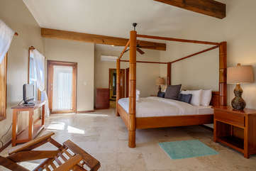 Indigo Belize 1A Master Bedroom