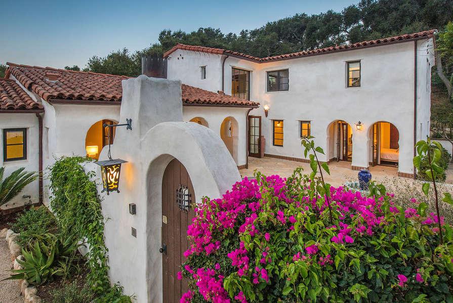 Welcome to Flores de Montecito