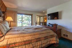 Master Bedroom #2- King Bed & En-suite Full Bathroom- Downstairs