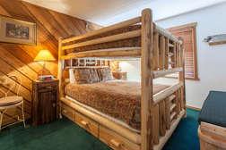 Guest Bedroom #3- Bunk Bed (Queen on Top,Queen on Bottom)- Downstairs