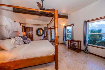 Indigo Belize 1B Master Bedroom