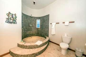Indigo Belize 1B Master Bathroom