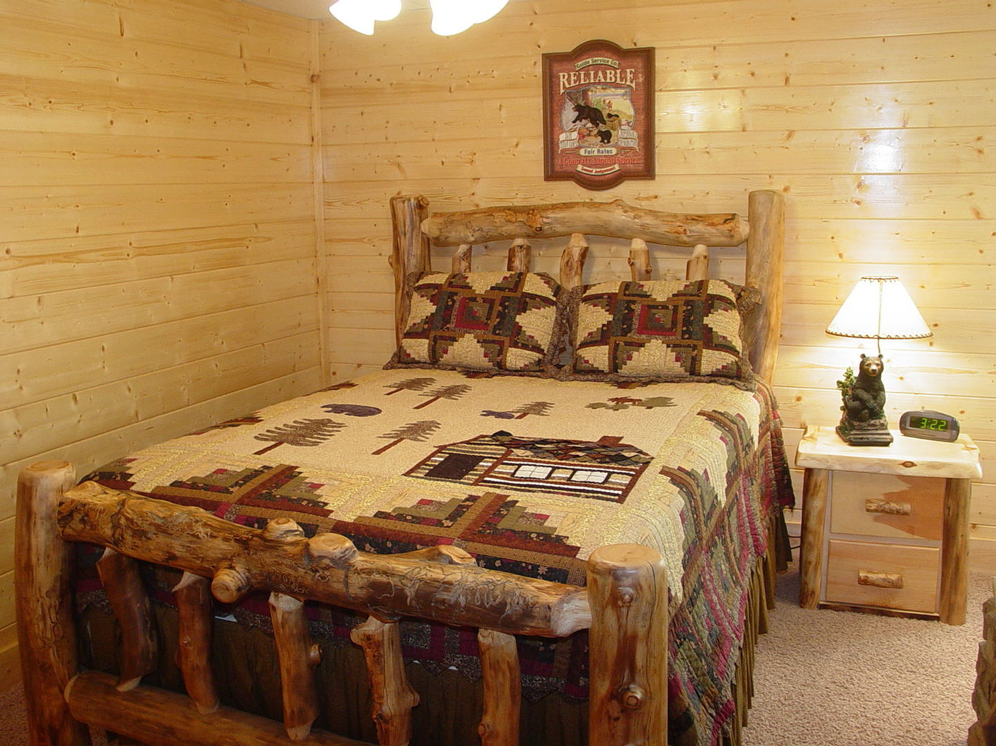 Pigeon Forge Cabins Cozy Cabin 2 Bedroom