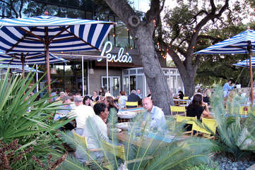 Nearby Perla's has one of Austin's best decks, and some of the finest oysters and seafood in town.