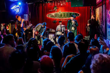 Visit Austin's historic and legendary Continental Club for a night of music you'll never forget.
