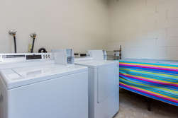 Laundry Room - Coin operated