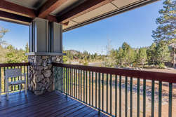 Deck Off Living Room with Fantastic Views