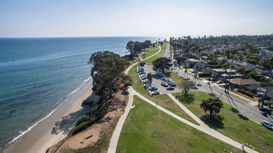 Get the full view of the Santa Barbara coastline!