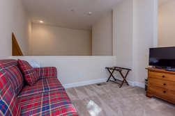 Top Floor Loft- Queen Sleeper Sofa- Flat Screen TV