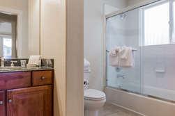 Bathroom #2- Full Bathroom - Tub/Shower