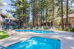 Pool plus Spa - Just Steps from Unit # 70