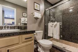 Bottom Floor Full Bathroom- Shower