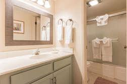Full Master Bathroom- En-Suite