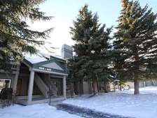 Unit outside view in winter