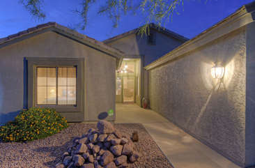 What could be better than this exquisite home away from home in sunny and warm Arizona