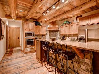 Luxury Custom Full Kitchen