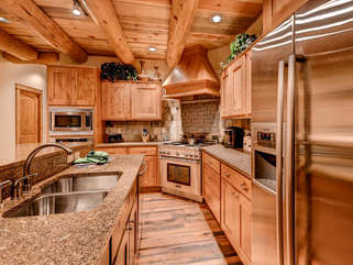 This kitchen simply speaks for itself!